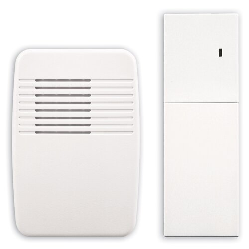 Heath zenith wireless plug in door chime