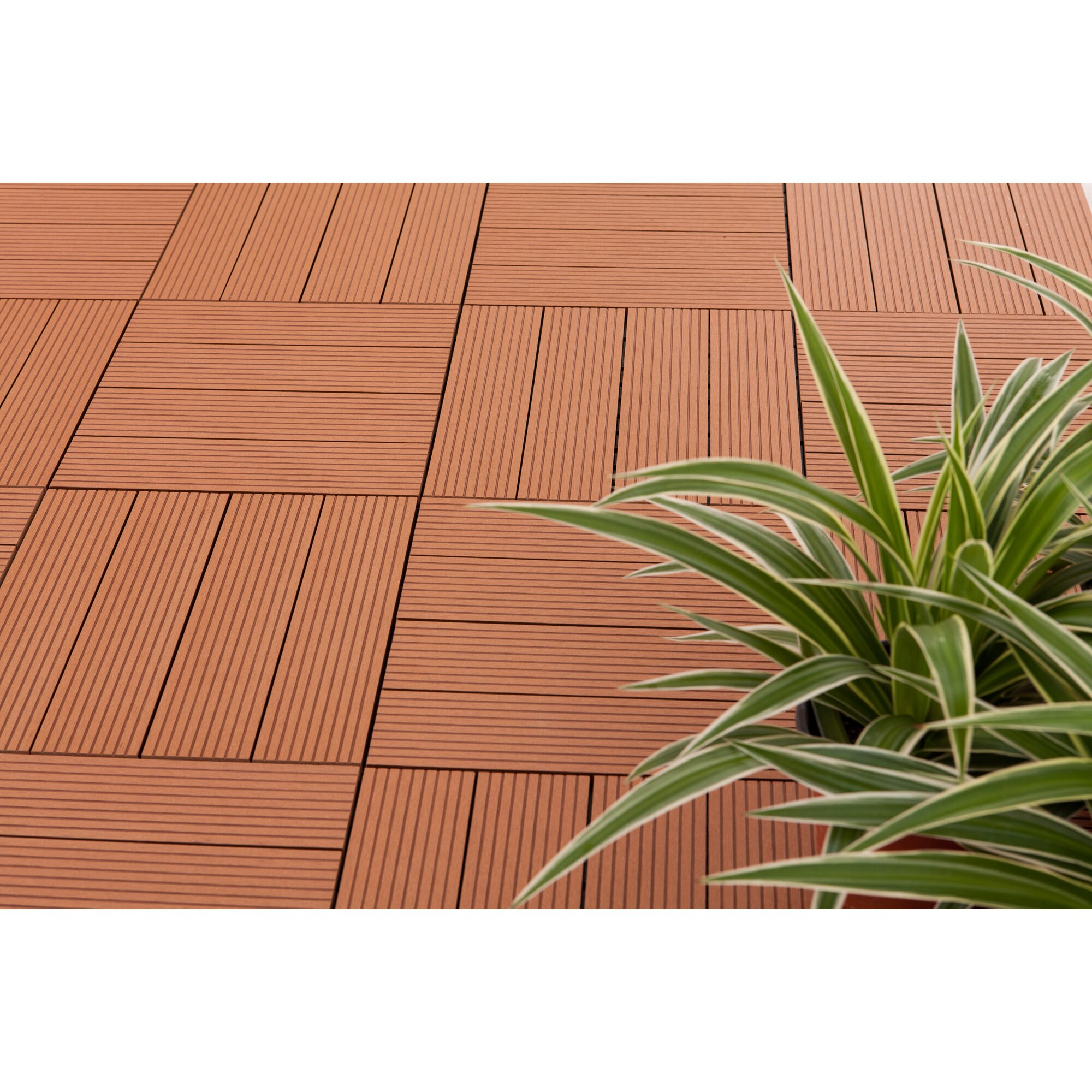 Teak Patio Flooring Tiles Westminster Decking Modern Vifah Composite