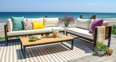 update your outdoor space