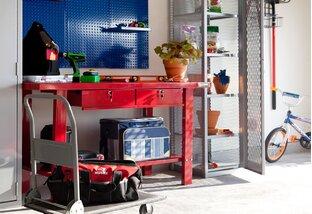 Get Stacking: Garage Storage