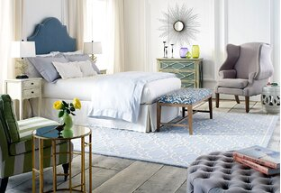 Blissful Bedroom: Headboards & More