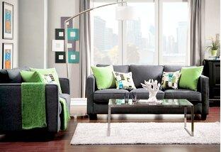 The Sleek & Chic Living Room