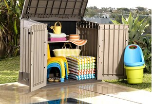 Buy Stylish Poolside Storage!