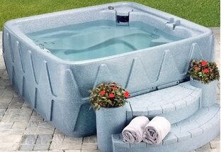 Hot Tubs, Saunas & More Spa Staples