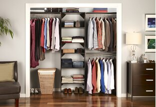 Easy Closet Cleanup