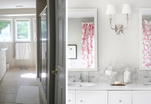 Jana Bek: Master Bath Makeover Reveal