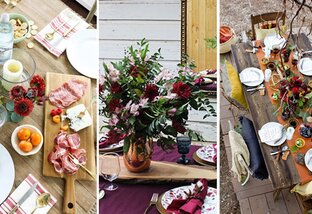 5 Amazing Thanksgiving Tables to Inspire You