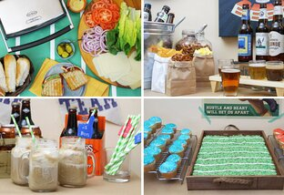 4 Ways to Entertain on Game Day