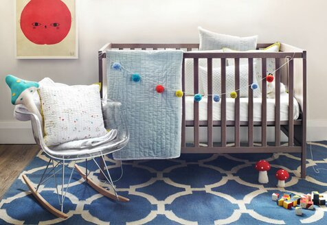 6 Tips for Decorating a Modern Nursery