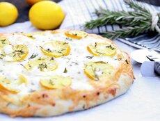 Meyer Lemon Pizza Recipe