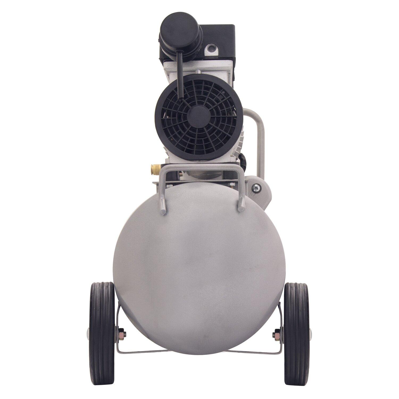 Quiet Air Compressor Reviews Gallon Ultra Quiet Oil Free Hp Air Compressor
