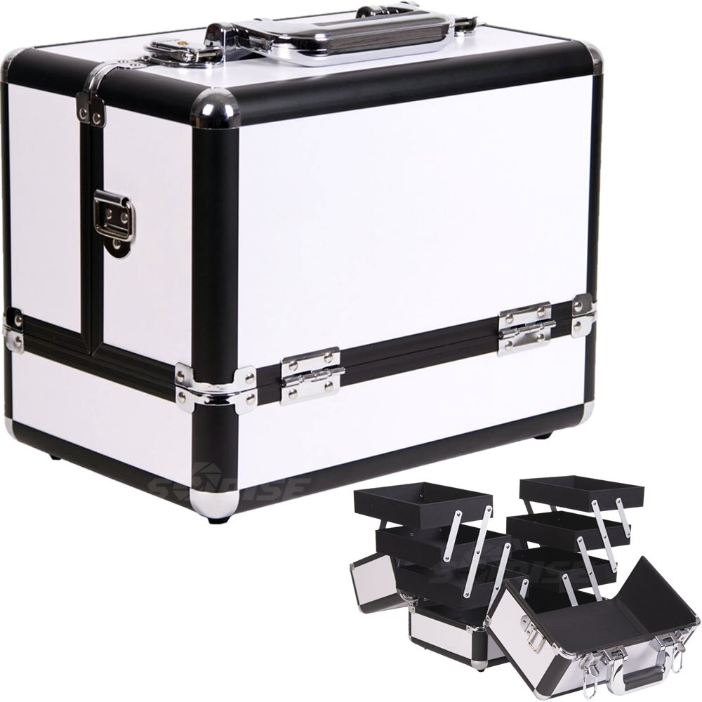 Cosmetic Makeup Train Case