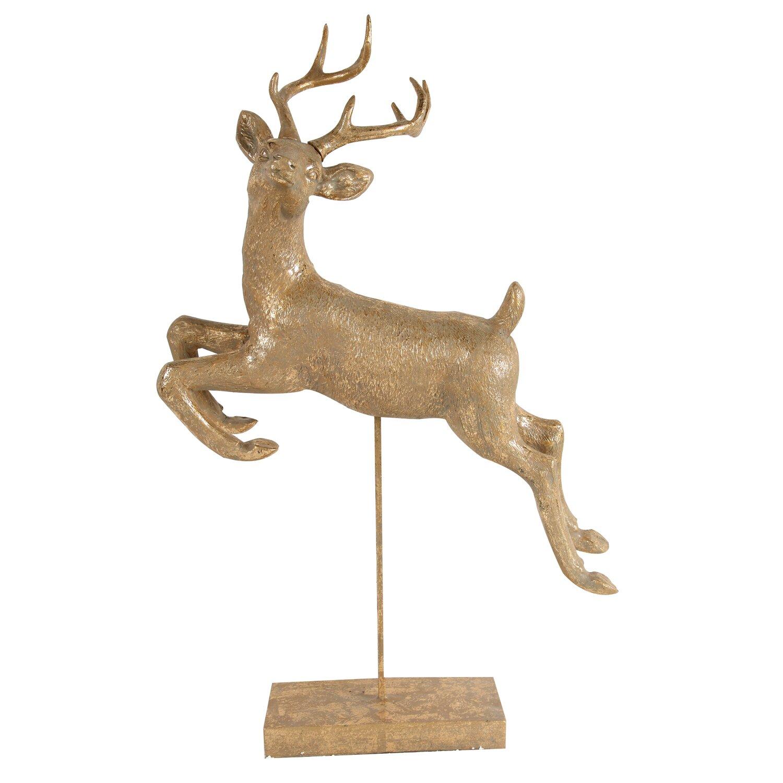Outdoor Reindeer Statues Inc Reindeer Statue