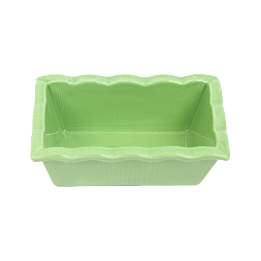Farm to Table Large Bake and Serve Loaf Pan | Wayfair