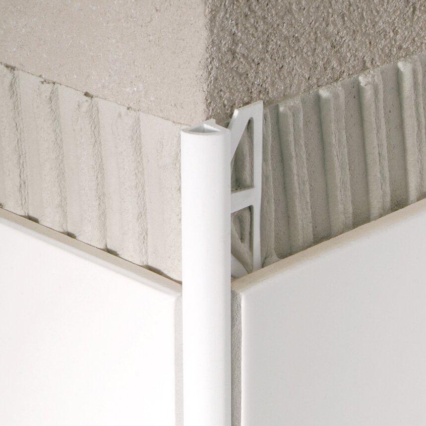 White Tile Trim Corners images