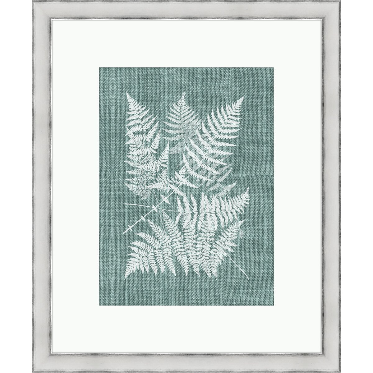 Fern Pictures Art Fern i Framed Graphic Art
