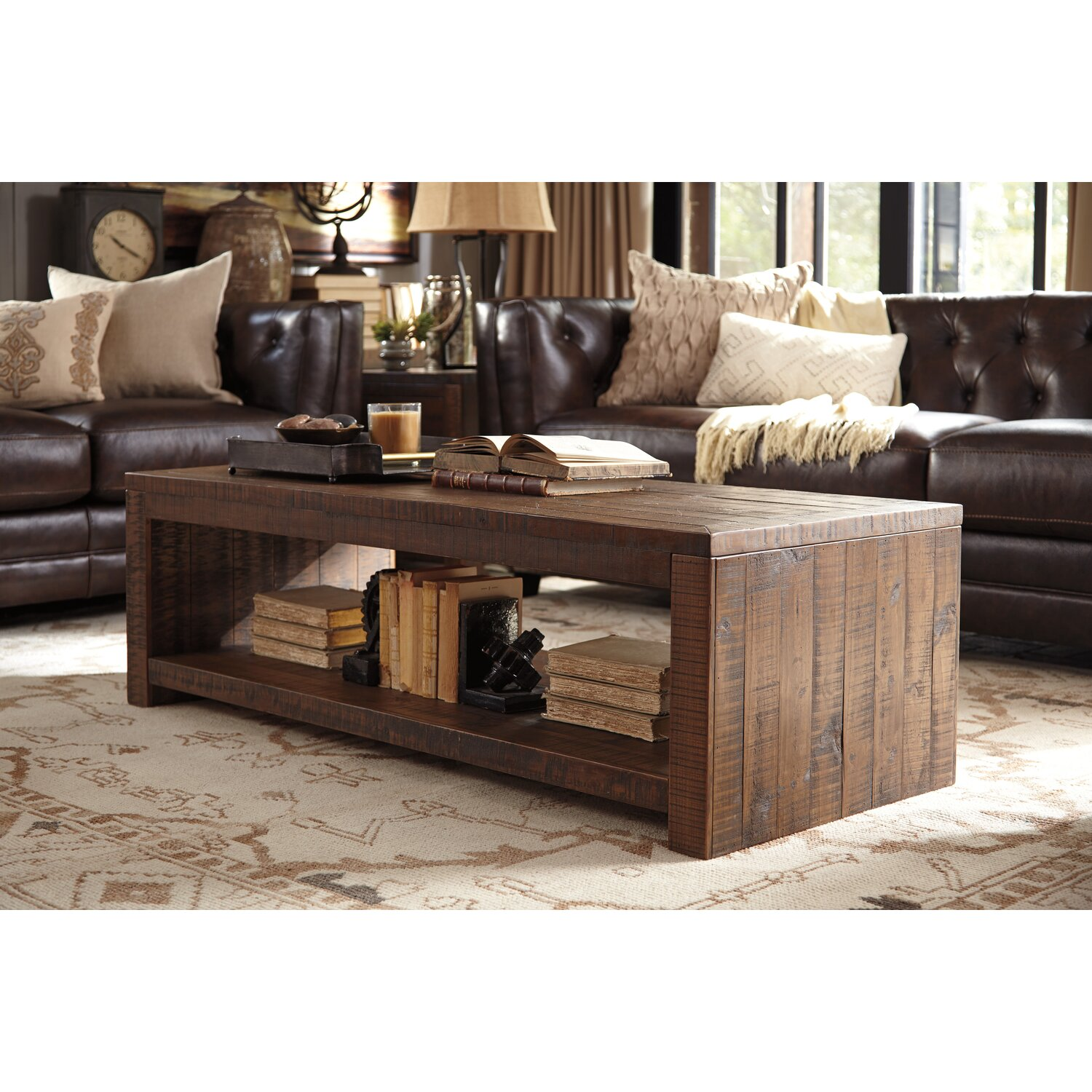 parker house coffee table
