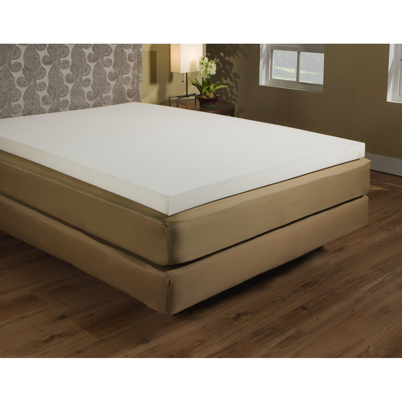 Best Price Comfort Magic 10 Inch Total Relief Memory Foam Mattress - Queen