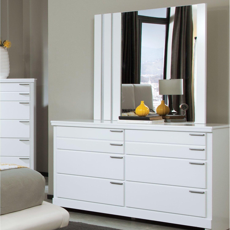 Drawer Dresser With Mirror Drawer Dresser With Mirror