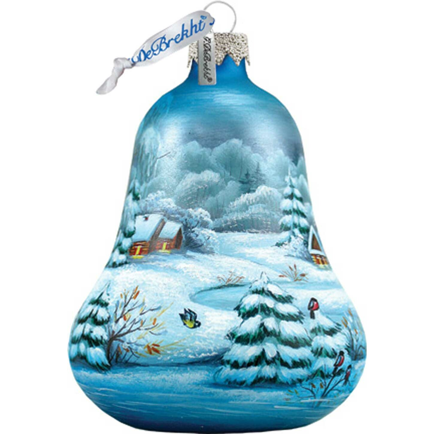Bell christmas tree ornaments unique decorations