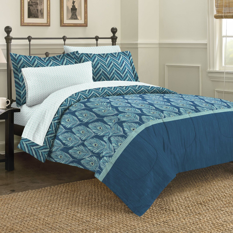 Peacock Blue Bedroom Peacock Blue Bedding
