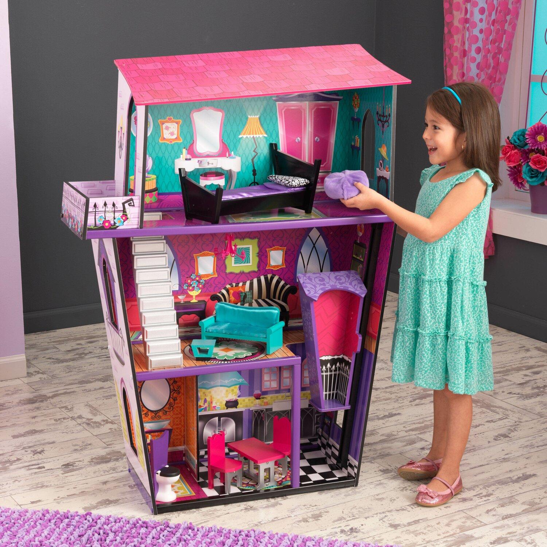 Monster Manor Dollhouse