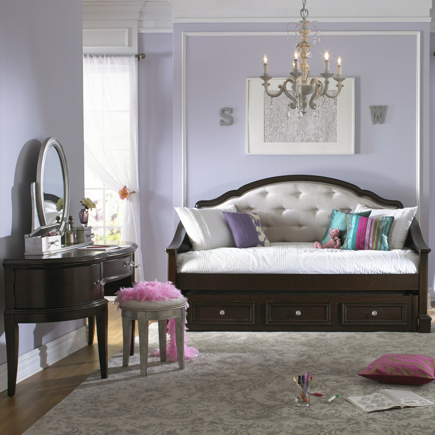 A Furniture Company Displays Bedroom Sets Which Require 21 Square ...