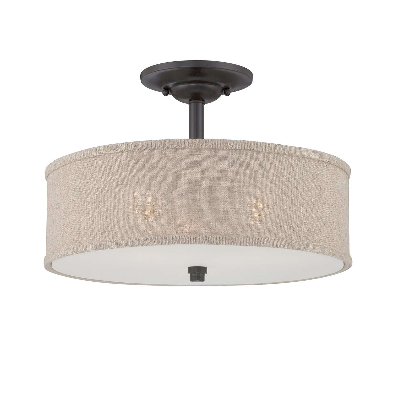 Quoizel Cloverdale Light Semi