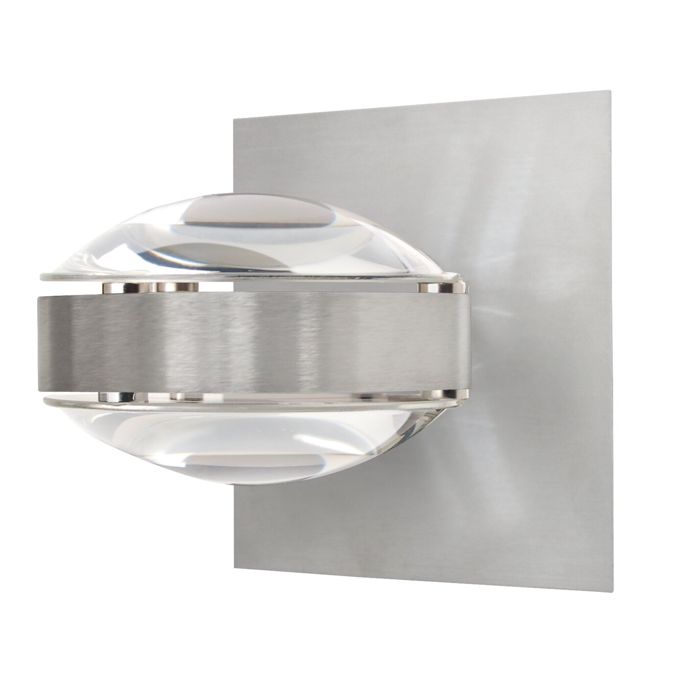 Corner Wall Sconce Lighting Optos 1 Light Wall Sconce