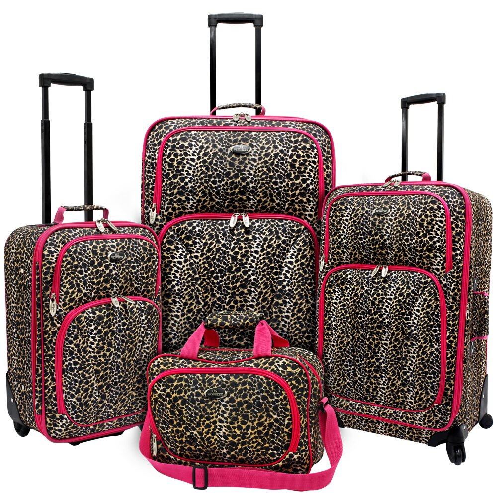 Hawaiian Luggage Sets Spinner Luggage Set i