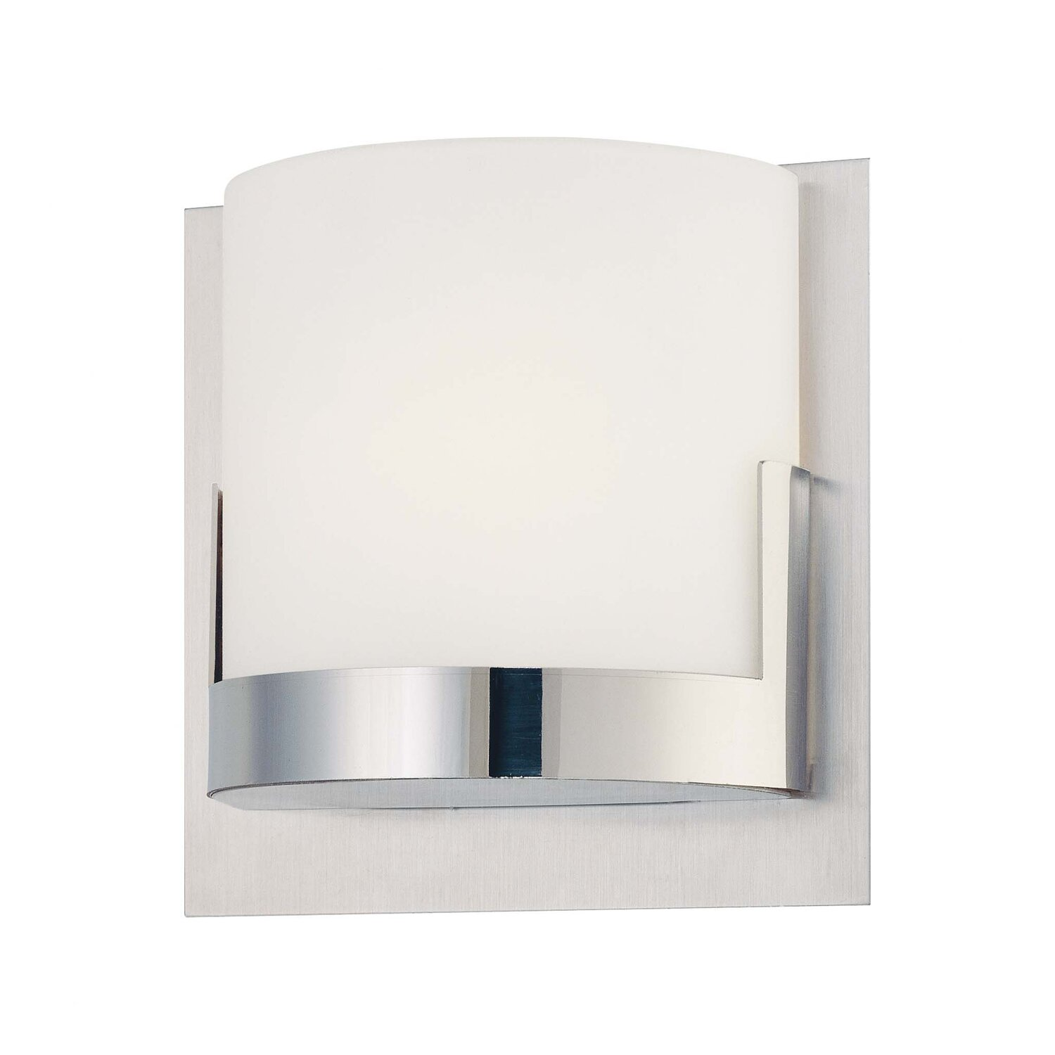 Corner Wall Sconce Lighting Convex 1 Light Wall Sconce