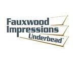 Fauxwood Impressions