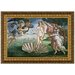 Design Toscano The Birth of Venus, 1485 by Sandro Botticelli Framed Painting Print