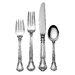 Gorham Sterling Silver Chantilly 4 Piece Flatware Set