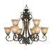 Wildon Home ® Portsmouth 9 Light Chandelier