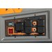 Generac Portable LP 6,875 Watt Liquid Propane Generator with Wheel Kit