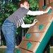 Kidwise Congo Monkey Green and Cedar Playsystem 4