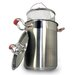 Cook Pro 4.25-Quart Professional Stainless Steel 3 Piece Vegetable Cooker Set