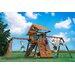 Backyard Play Systems Explorer's Station Swing Set