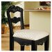 """Powell Furniture Hills of Provence 24"""" Bar Stool with Cushion"""