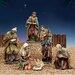 Joseph's Studio 3 Piece Scale Holy Fam Figurine Set