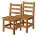 "Wood Designs 13"" Wood Classroom Chair"