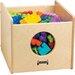 Jonti-Craft ThriftyKYDZ See-n-Wheel Cubby Bin