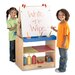 Jonti-Craft Rainbow Accents 2 Station Easel