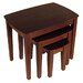 Winsome 3 Piece Nesting Table Set