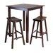 Winsome Parkland 3 Piece Pub Table Set