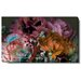 """Studio Works Modern """"Scented Bloom"""" Gallery Wrapped by Zhee Singer Painting Print on Canvas"""