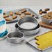 Cake Boss Professional Nonstick 6 Piece Bakeware Set