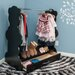 Ace Baby Furniture Bear Mobile Dress Up Clothes and Shoe Organizer Armoire