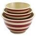 Paula Deen 3 Piece Signature Pantryware Mixing Bowl Set
